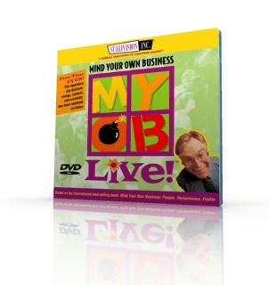 MYOB DVD