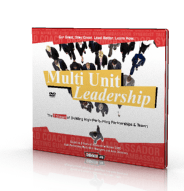Multi-Unit Leadership DVD