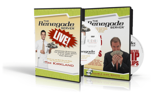 The Renegade Server Digital 2-pack