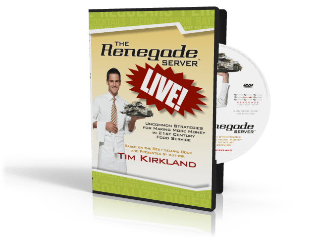 The Renegade Server Live DVD