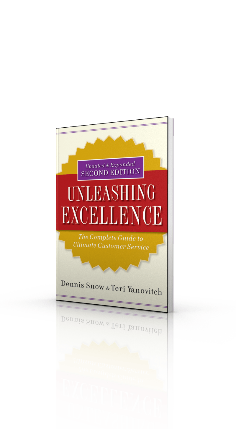Unleashing Excellence Book