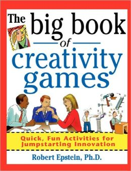 Creativity Games Book 9780071361767_p0_v1_s260x420