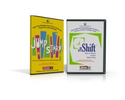 Jumpstart and Shift DVDs